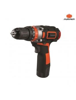 PUMPKIN 50210 Brushless Cordless Impact Drill 12V