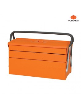 PUMPKIN 20732 3-Layer Cantilever Tool Box 16""
