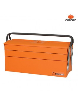 PUMPKIN 20733 3-Layer Cantilever Tool Box 19.5""