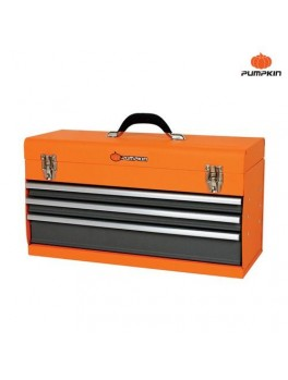 PUMPKIN 20737 Steel Tools Box With Drawer 21""
