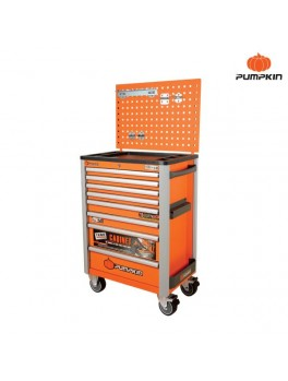 PUMPKIN 20741 8-Drawers Tools Trolley Cabinet 28.5""