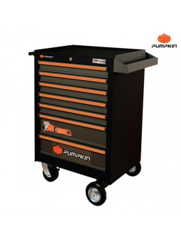 PUMPKIN 20745 7-Drawers Tools Trolley Cabinet 27""