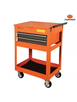 PUMPKIN 20746 2-Drawers Service Cart 30""