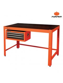 PUMPKIN 20750 Work Bench With 3-Drawers Tools Chest 59""