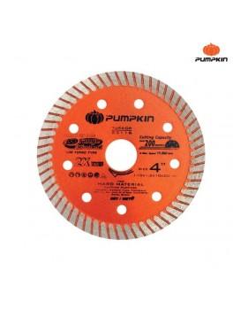 PUMPKIN 23116 Turbo Diamond Cutting Wheel 110mm