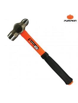 PUMPKIN 29636 Ball Pein Hammer W/ Fiberglass Handle 16oz