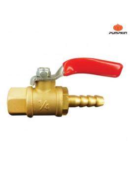PUMPKIN 31382 Brass Ball Valve PTT-FH5