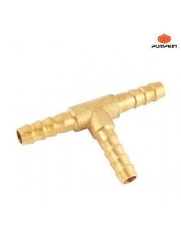 """PUMPKIN 31475 Brass T Connector 3/8"""""""