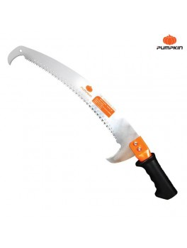 PUMPKIN 33313 Rubber Grip Pruning Saw 14'' (Double Hooks)
