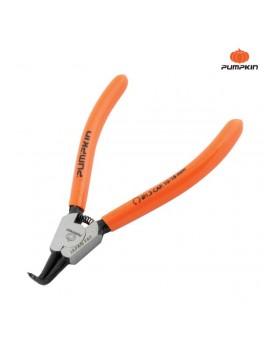 "PUMPKIN 33571 External Bent Snap Ring Pliers With Spring 9"""
