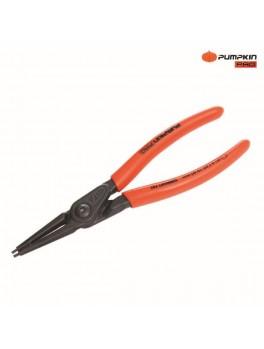 "PUMPKIN 33572 Germany Pat Internal Straight Snap Ring Pliers 7"""