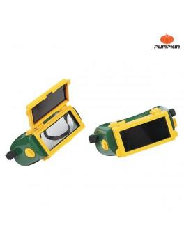 PUMPKIN 35402 Welding Goggles-Rect Lens