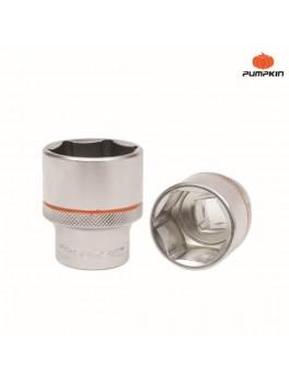 "PUMPKIN 40265 Xtreme 1/2"" Standard Socket 6pt 8mm"
