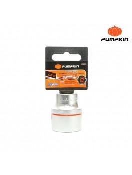 "PUMPKIN 40274 Xtreme 1/2"" Standard Socket 6pt 17mm"