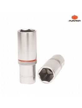 """PUMPKIN 40294 Xtreme 1/2"""" Deep Socket 6pt 15mm"""