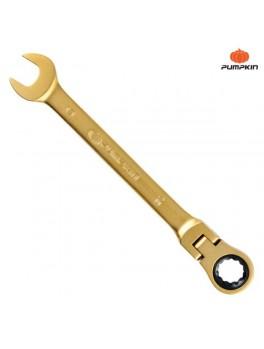 PUMPKIN 44760 Ultra CR-V Std-Flexible Ratchet Wrench 15mm