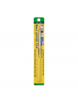SELLERY 04-428 Half Round File, Size: 5x180mm