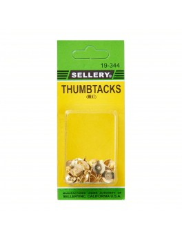 SELLERY 19-344 Thumbstacks (40pc/set)