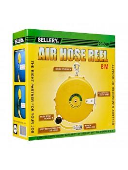 SELLERY 20-600 Air Hose Reel 8M (Retractable Hose)