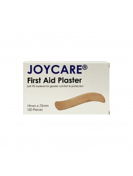 JOYCARE First Aid Plaster (Eva Soft) 19x72mm, 100's
