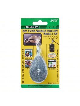 SELLERY 10-174 Fix Type Pulley (Single Wheel) 1.1/2