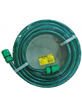 """SELLERY 60-241 Water Hose with Connectors 1/2"""" X 15M (Dark Green)"""