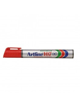 ARTLINE 107 Permanent Marker (Red)