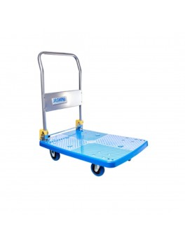 JASMINE FD300-DX HD Big PVC Trolley w/PU castor wheels