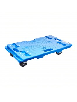 JASMINE FD100-DX HD PVC Joinable Trolley w/PU castor wheels