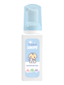 BABY SWIPE 6102 Hand Sanzitizer Foam 80ml