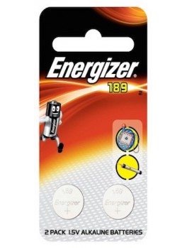 ENERGIZER Miniature Alkaline 1.5V Battery- 2pcs/card (189 BP2)