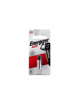 ENERGIZER A23 Miniature Alkaline Battery, 12V