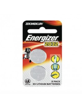 ENERGIZER Lithium Coin 3V Battery- 2pcs/card (ECR2032 BP2)