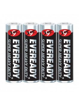 EVEREADY Super Heavy Duty AAA Battery - 4pcs/pack (M1212)