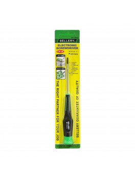 SELLERY 11-944 Precision Screwdriver- Slotted 3.0mm