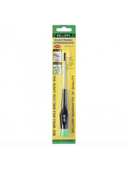 SELLERY 11-945 Precision Screwdriver- Slotted 3.5mm