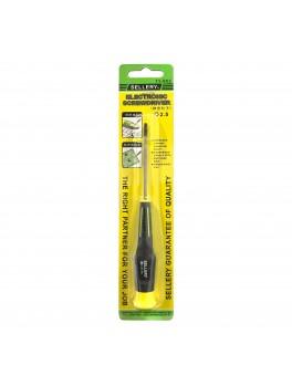 SELLERY 11-953 Precision Screwdriver- Hex 2.5mm