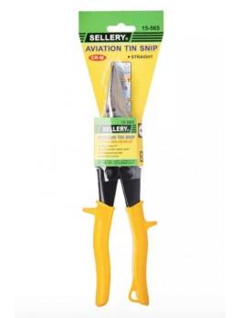 "SELLERY 15-565 Aviation Snip - Straight 10"""