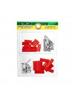 SELLERY 19-004 Screw & Anchor Kit
