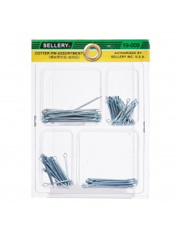 SELLERY 19-009 Cotter Pin Assortment