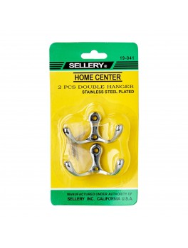 SELLERY 19-041 Double Hangers