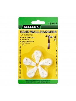 SELLERY 19-045 Hard Wall Hangers- 30mm