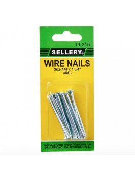 SELLERY 19-315 Wire Nails #14x1.3/4""