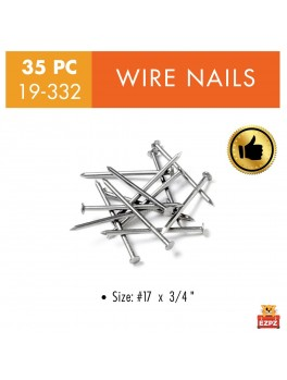SELLERY 19-332 Wire Nails #17x3/4""