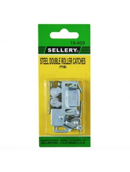 SELLERY 19-409 Double Roller Catches
