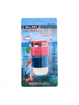 SELLERY 20-112 Tap Water Filter (For 15-25mm Faucet)