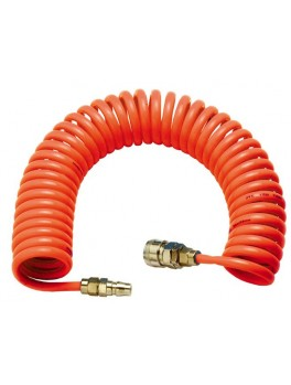 SELLERY 20-621 PU Recoil Air Hose 5x8x6m (with Coupler)
