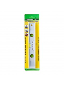 SELLERY 24-350 Torpedo Level, Size: 229mm
