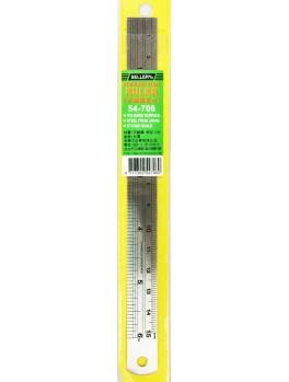 "SELLERY 54-706 Stainless Steel Ruler- 6"""