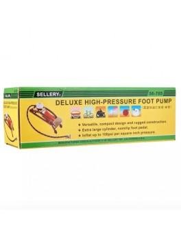 SELLERY 56-705 Deluxe High-Pressure Foot Pump